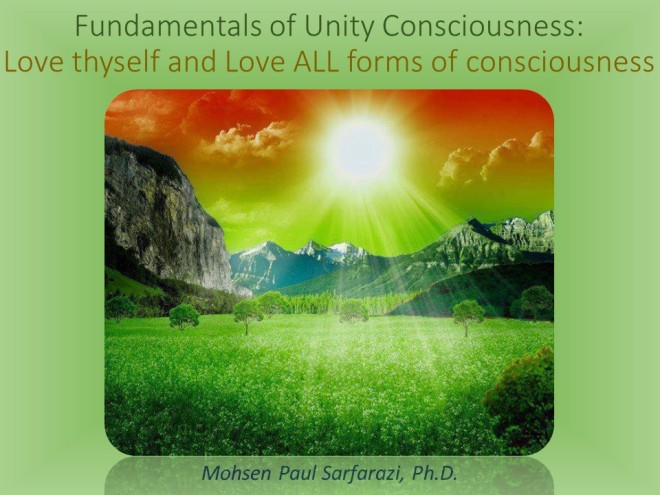 Collective Consciousness - unconditional love-revised