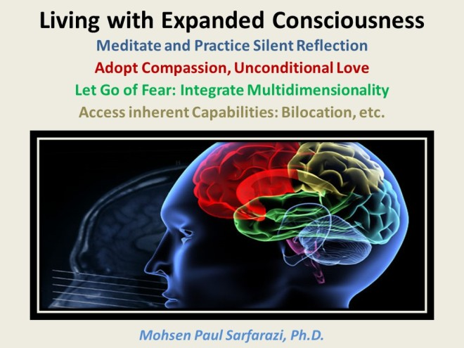 Living with Expanded Consciousness