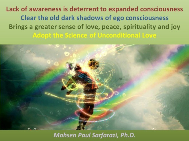 Unconditional love -Expand Consciousness