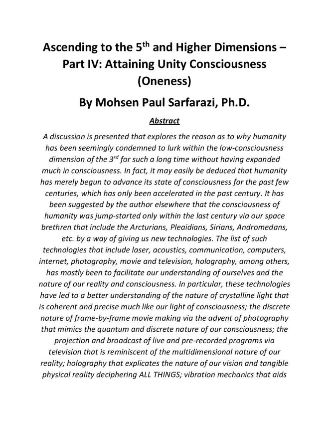 Ascending to the 5th and Higher Dimensions Part IV - Attaining Unity Consciousness.docx-page-001